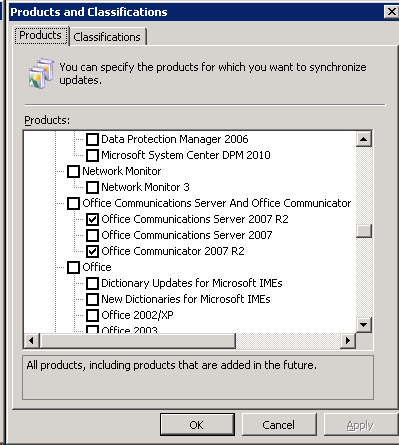 Deploying Lync client updates through WSUS? Not yet… | greiginsydney com
