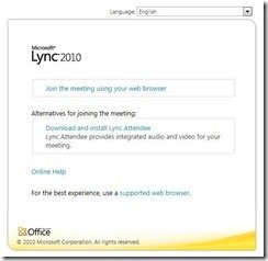 Lync-JoinMeetingFromBrowser1