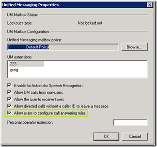 UnifiedMessagingProperties