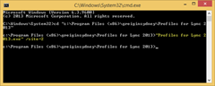 commandline-edit