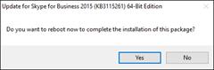 Lync2013ClientUpdateJul2016-RebootPrompt