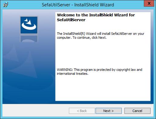 Installing SEFAUtil Server | greiginsydney com