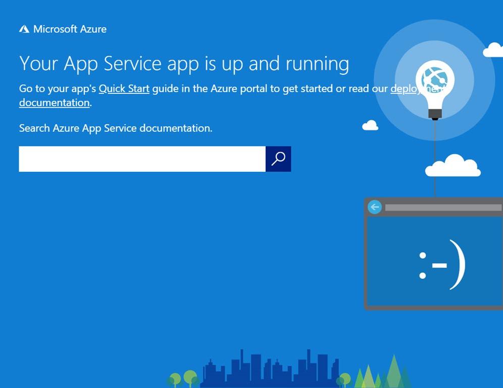 Running a Python Web App in Azure | greiginsydney com